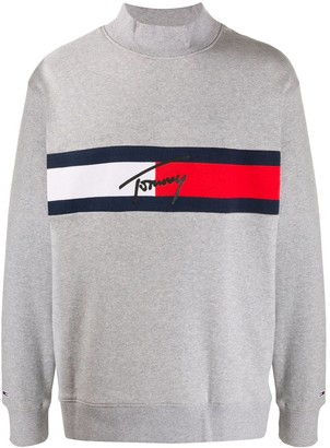 Tommy Jeans High Neck Jumper