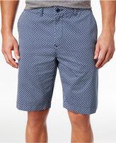Tommy Hilfiger Men's Big & Tall Cressley Diamond Shorts