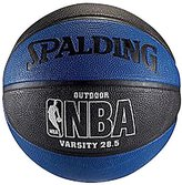 Spalding NBA Varsity Basketball, Blue/Black - 28.5""