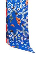 Ted Baker Kansiss Kyoto Gardens Skinny Scarf