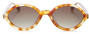 Le Specs Luxe Women's Impromptu Round Sunglasses, 54mm