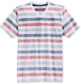 American Rag Men's American Stripe T-Shirt, Only at Macy's