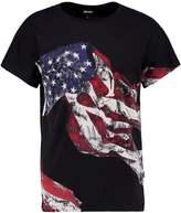 Just Cavalli Print Tshirt Black