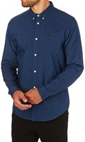 RVCA That%27ll Do Oxford Long Sleeve Shirt