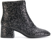 Ash glitter ankle boots - women - Leather/Polyester - 38