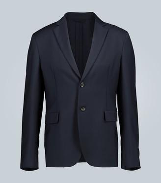 Acne Studios Antibes single-breasted wool blazer
