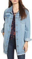 The Fifth Label Women's Empire Longline Denim Jacket