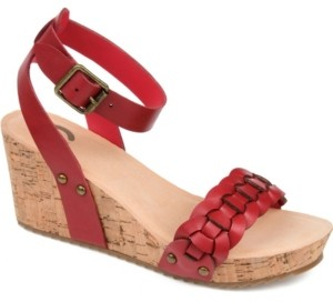 Journee Collection Women's Brynklee Sandals Women's Shoes