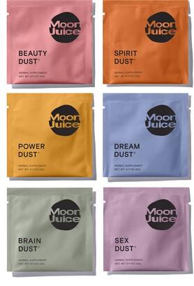 Moon Juice Full Moon Dust Sachet Box