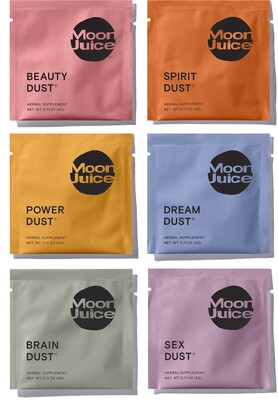 Moon Juice Full Moon Dust(TM) Sachet Box