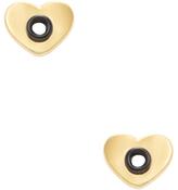 Hole Hearted Stud Earrings