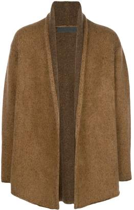 The Elder Statesman shawl lapel cardigan