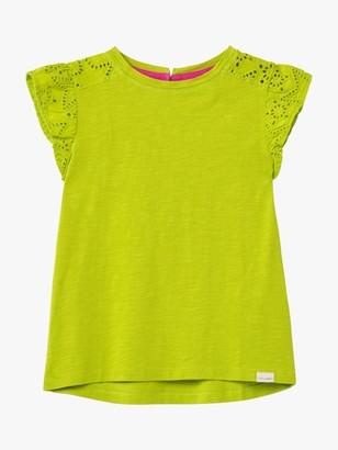 White Stuff Girls' Fun Sun Jersey T-Shirt