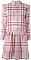 Burberry 'House Check' dress - women - Cotton - 8