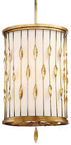 Minka Lavery Olivetas 3-Light Tall Pendant - Terrace Gold