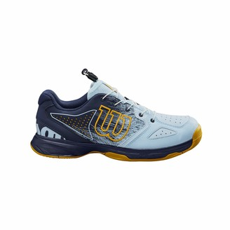 Wilson Unisex Kids Court Zone W Tennis Shoes For All Surfaces All Types of Player