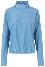 Mads Norgaard Single Glass Bitta Blouse - xtra small | polyester