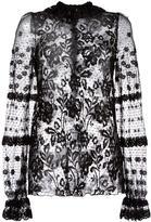 Giamba lace blouse