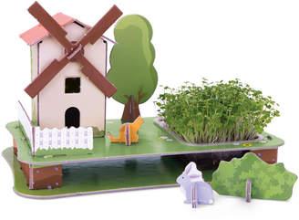 Build & Grow Co - 3D Puzzle Garden - Windmill