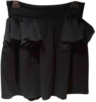 Willow Black Skirt for Women