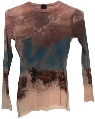 Jean Paul Gaultier Multicolour Synthetic Tops