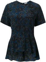 Kenzo floral blouse