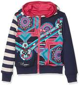 Desigual Girl's Sweat_FIODOR Sweatshirt,(Manufacturer size: 3/4)