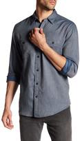 Faherty Seasons Long Sleeve Regular Fit Shirt