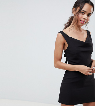 ASOS Cowl Neck Mini Dress