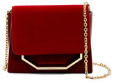 Louise et Cie Towa Suede/Leather Micro Bag
