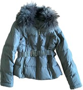 SAM. Rone Grey Fox Coat for Women