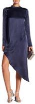 Line & Dot Marion Asymmetric Dress