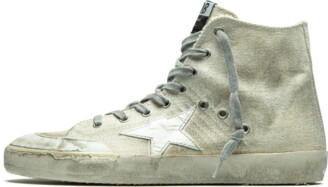 Golden Goose FRANCY WMNS 'Beige/Red' Shoes - 36