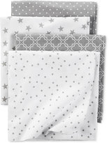 Carter's 4-Pk. Dots & Stars Blankets, Baby Girls or Baby Boys (0-24 months)