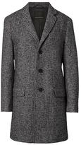 Banana Republic Double-Faced Wool-Blend Topcoat