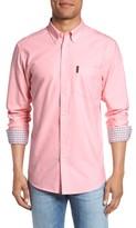 Ben Sherman Men's Contrast Lined Oxford Shirt