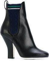 Fendi heeled ankle boots