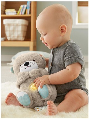Fisher-Price Soothe 'n Snuggle Otter Baby Toy