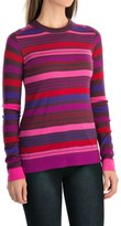 Obermeyer Fiona Stripe Sweater - Merino Wool Blend (For Women)