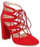 Vince Camuto Shavona Suede Multi-Strap Sandals