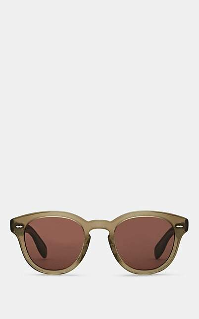 Oliver Peoples Women's Cary Grant Sun Sunglasses - Dusty Olive W, rosewood