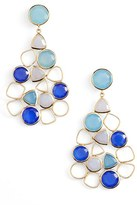 Argentovivo Women's Statement Earrings