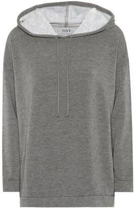 Velvet Harley jersey hoodie