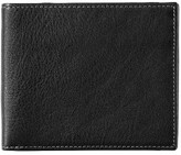 Johnston & Murphy Men's Leather Wallet - Black