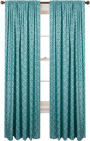 Asstd National Brand Alex Rod-Pocket Curtain Panel