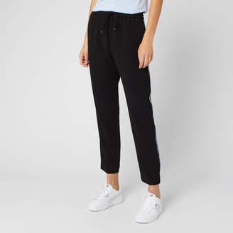 BOSS Women's Safalir Jogging Pants with Stripe