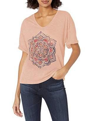 Jessica Simpson Women's Ace Tulip Sleeve Tee Shirt