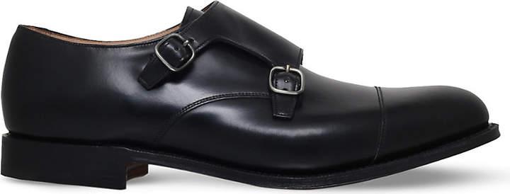Church's Detroit double leather monk shoes