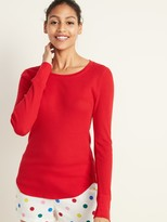Old Navy Thermal-Knit Long-Sleeve Tee for Women