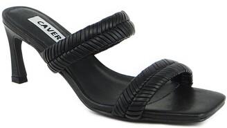 CAVERLEY Double Strap Slide Sandal